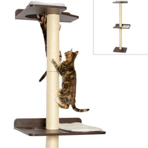 PetFusion Ultimate Climbing Tower & Activity Tree