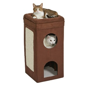 MidWest Curious Cat Cube, Two Story