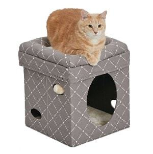 MidWest Curious Cat Cube, Single Story