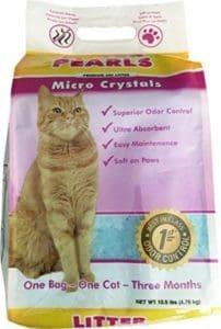 Ultra Pet Cat Litter Pearls Micro Crystals