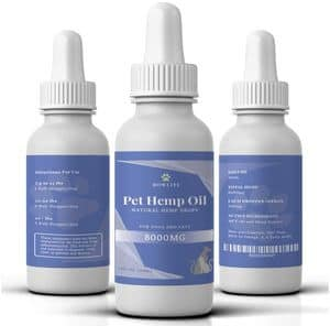 Howlite Hemp Oil for Dogs and Cats