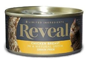 Reveal Limited Ingredients Chicken Breast Wet Cat Food