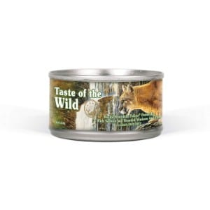 Taste of the Wild Grain-Free Real Meat Recipe