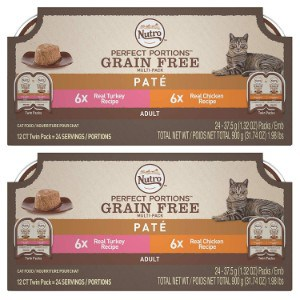 Nutro Perfect Portions Grain-Free Pate