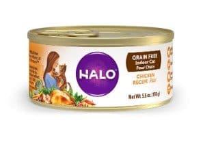 Halo Grain-Free Indoor Chicken Recipe