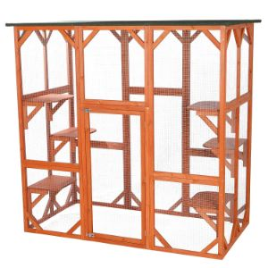 Trixie Cat Homes and Eclosures Cattery-min