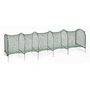 Kittywalk Outdoor Net Cat Enclosure for Lawns-min