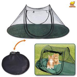 Strong Camel Portable Outdoor Cat Enclosure-min