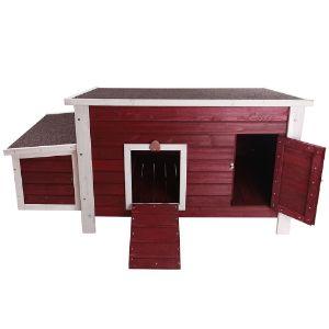 Petsfit Weatherproof Outdoor Chicken Coop