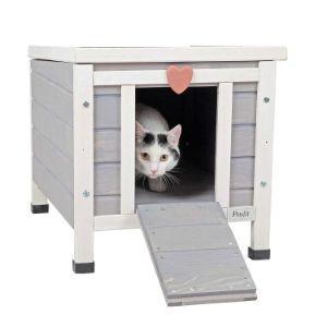 Petsfit Weatherproof Outdoor Pet House