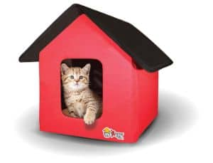 Extreme Consumer Products Collapsible Outdoor Cat House