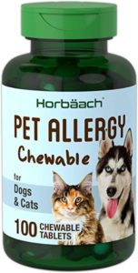 Horbaach Pet Allergy Max Relief