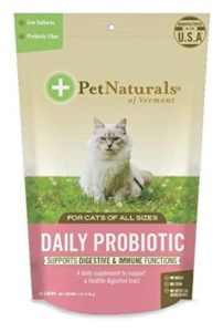 Pet Naturals of Vermont - Daily Probiotic for Cats