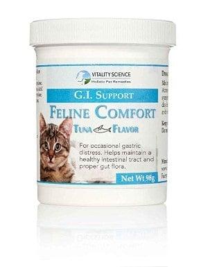 Vitality Science Feline Comfort Dietary Supplement
