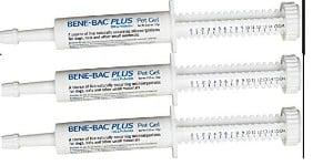 Bene-Bac Plus Probiotic Pet Gel