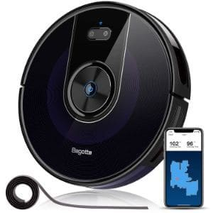 Bagotte 2200Pa & Mapping Robotic Vacuum Cleaner