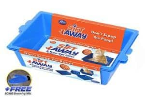 Sift Away Deluxe - Self Sifting Litter Box