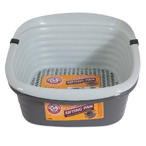 Petmate Arm & Hammer Large Sifting Litter Pan