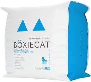 Boxiecat Premium Clumping Clay Litter