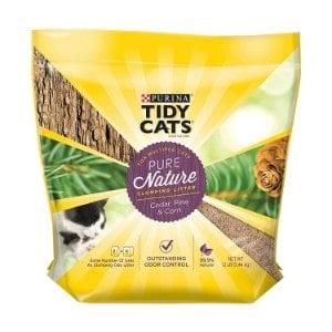 Purina Tidy Cats Pure Nature Cat Litter
