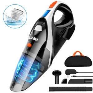 LOZAYI Lightweight Wet Dry Handheld Vacuum Cleaner for Home Pet Hair