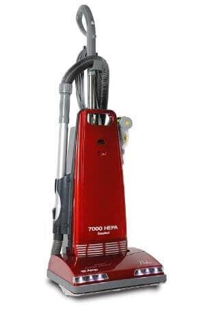 Prolux LED Upright Sealed H-Grade HEPA Allergen Pet Vacuum