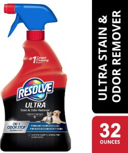 Resolve Ultra Pet Stain & Odor Remover