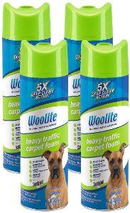 Woolite Heavy Traffic Carpet Foam