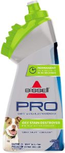 Bissell Pro Oxy Stain Destroyer