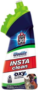 BISSELL Woolite InstaClean Pet with Brush Head