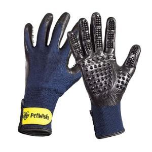 PetWish Pet Grooming Gloves