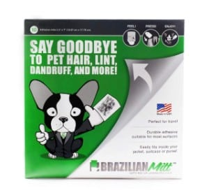 BrazilianMitt Lint and Pet Fur Remover