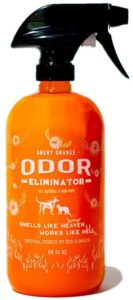 Angry Orange Ready-to-Use Citrus Pet Odor Eliminator Spray