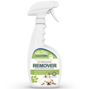 Amaziing Solutions Pet Odor Eliminator and Stain Remover